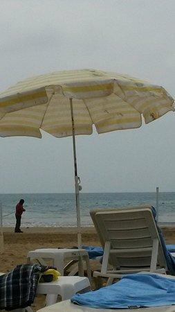 Annabella Diamond Spa & Hotel: Зонты оставляю желать лучшего