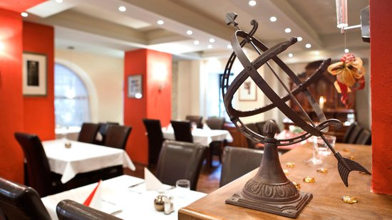 Saint Moritz Spa & Wellness Hotel: Restaurant