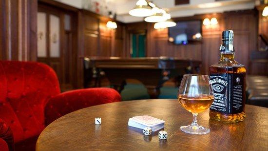 Saint Moritz Spa & Wellness Hotel: Lounge