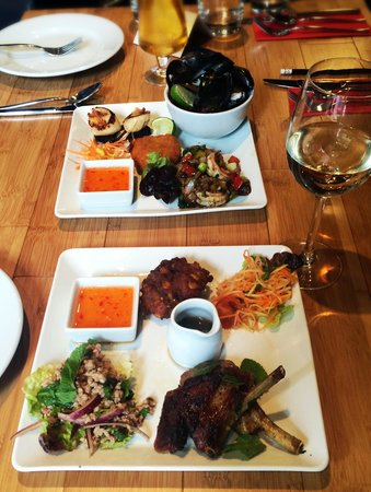Port of Siam New Town: Tapas night at Port of Siam