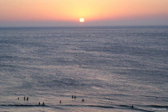 Playa Blanca: غروب