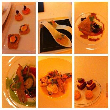 Mesa: Dinner