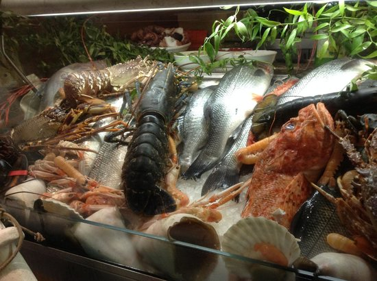 La Risacca 2: Seafood on Display
