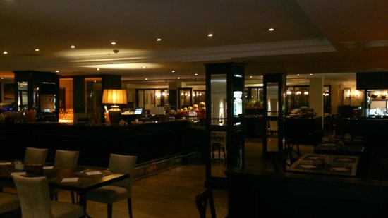 Solo Sokos Hotel Vasilievsky: Salle petit déjeuner
