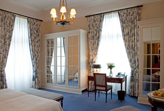 Brenners Park-Hotel & Spa: Classic Double Room