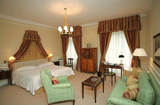 Brenners Park-Hotel & Spa: Superior Double Room