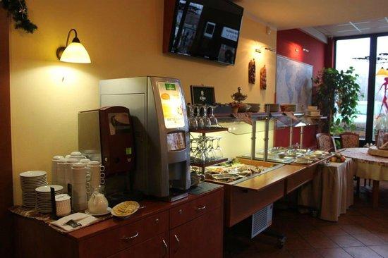 Hotel Safari: Restaurant U Lemura