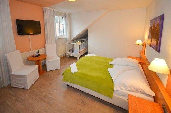 Hotel Goldenes Lamm: Zimmer