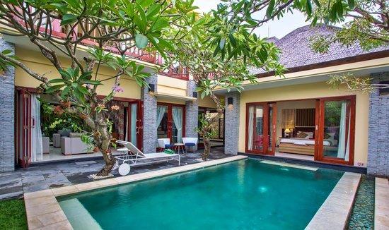 Tiga Samudra Villas: The Private Swimming Pool