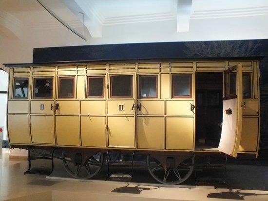 DB Museum: Старинные вагоны