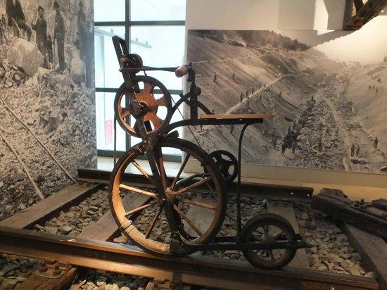 DB Museum: Средство передвижения