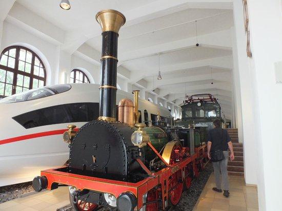 DB Museum: Паровозы
