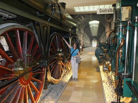 DB Museum (German Railway Museum) : Паровозы