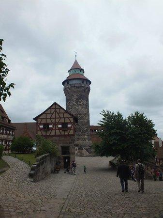 Kaiserburg Nürnberg: Крепость