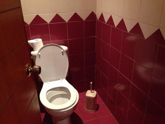 Lotus Eaters Restaurant : immaculate bathrooms