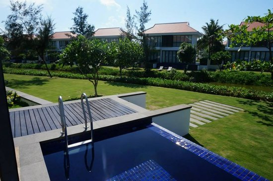 The Ocean Villas: Villa view