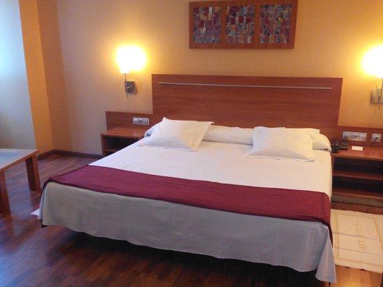 Hotel Acta Arthotel : habitacion