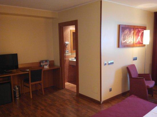 Hotel Acta Arthotel: habitacion