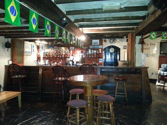 Dobbins Inn Hotel: Dobbins Bar