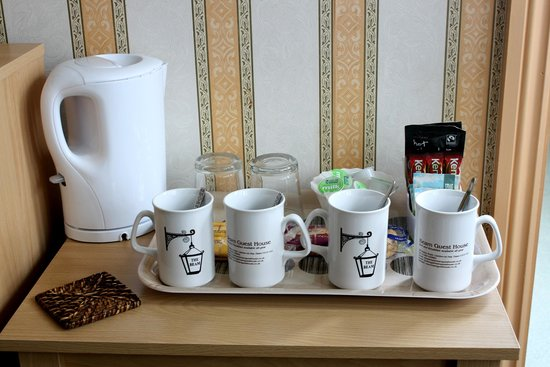 Beam Guest House: Tea & Coffee Making