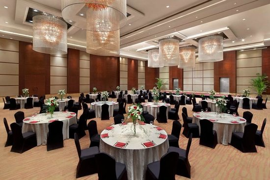 Marco Polo Shenzhen: Marco Polo Ballroom(Western style)