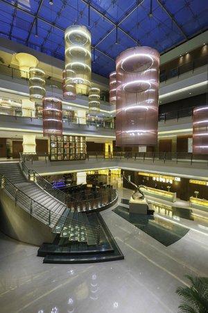 Marco Polo Shenzhen: Hotel Lobby