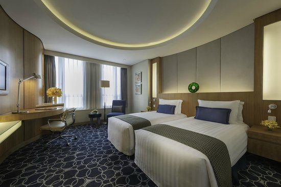 Marco Polo Shenzhen: SuperiorTwin Bed
