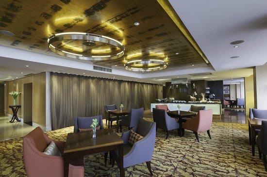 Marco Polo Shenzhen: CCF - Lounge