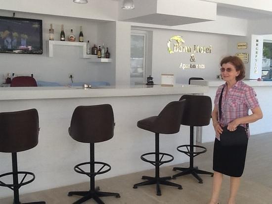 Banu Hotel Luxury: billede af bar