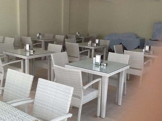 Banu Hotel Luxury: spiseområde