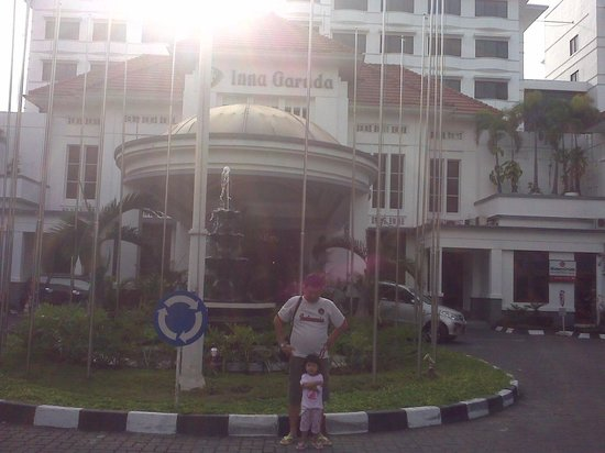 Grand Inna Malioboro: the hotel