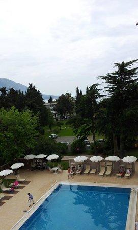 Hotel Tara: Aussicht vom Zimmer