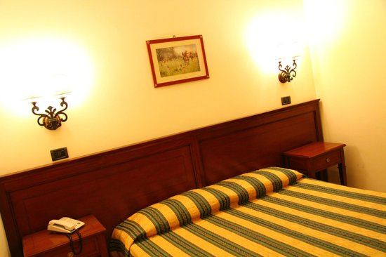 Coppede Hotel : double room