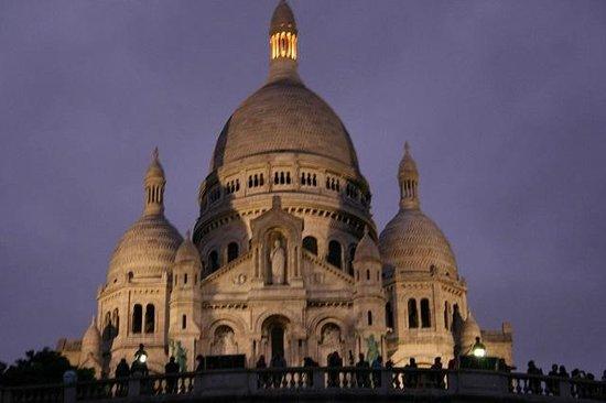 Basilique du Sacré-Cœur de Montmartre : Sacré-Cœur Paris