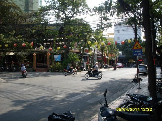 Golden Beach Nha Trang: Улицы Нячанга