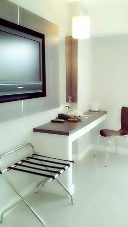 Napatra Hotel: ห้องพัก