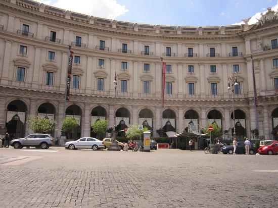 Boscolo Exedra Roma, Autograph Collection: Hotel