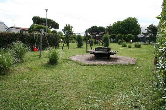 Ca' del Moro Foresteria: giardino