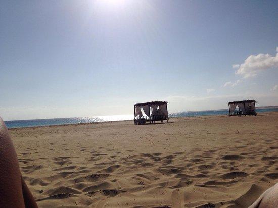 Jaz Crystal Resort: Playa