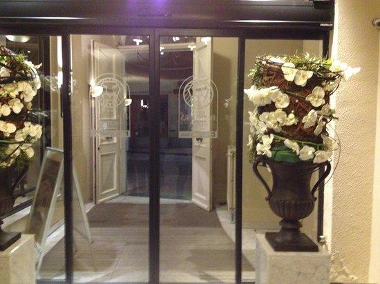 Flanders Hotel : Ingresso Hall