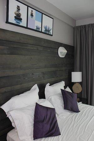 Hotel Bois Joli: Chambre RDC