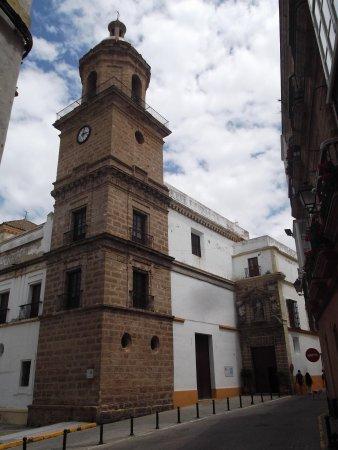 Hotel Convento Cadiz: Entrance to hotel