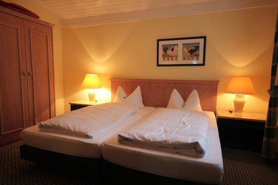 Sporthotel & Resort Grafenwald Daun Vulkaneifel: Schlafzimmer