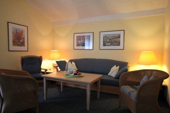 Sporthotel & Resort Grafenwald Daun Vulkaneifel: Wohnzimmer