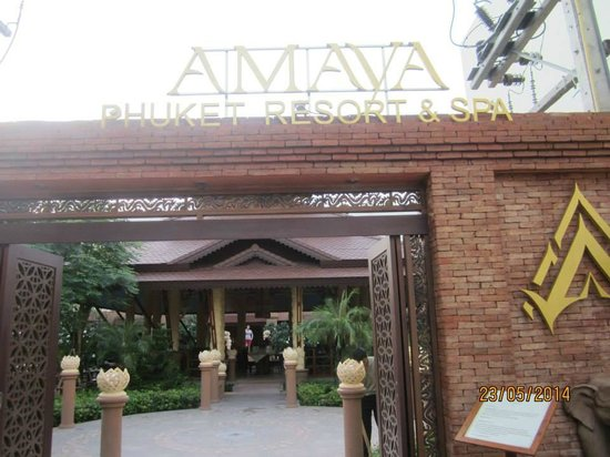 Shanaya Beach Resort & Spa: Hotel Entrance