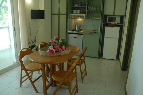 Residence Club House : Soggiorno