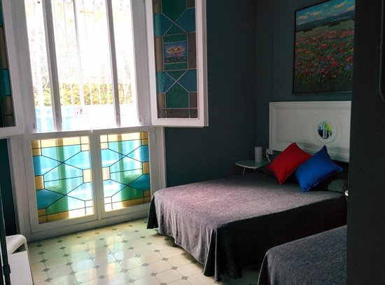 Hostel Friends Barcelona: HABITACION