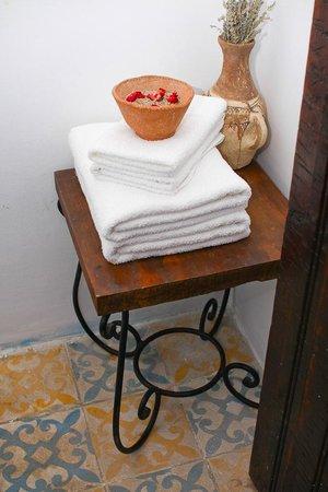 Auberge Dardara : Bathroom