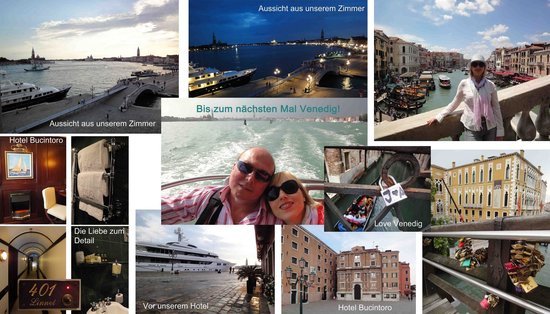 Hotel Bucintoro : I love Venedig!