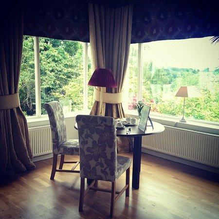Enterkine House Hotel: Lovely dining area